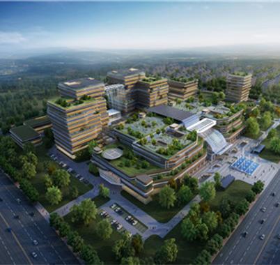 衢州中心医院(四省边际中心医院)工程