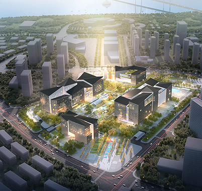 浙江省之江文化中心建设工程