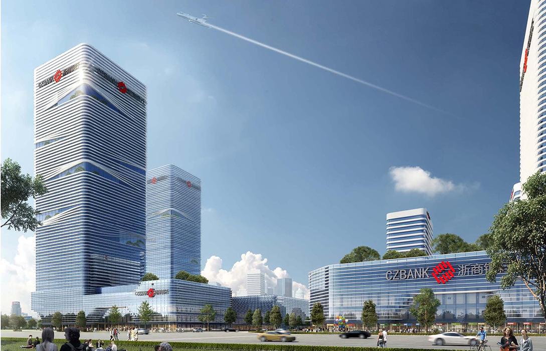 浙商银行科研中心(西安)工程