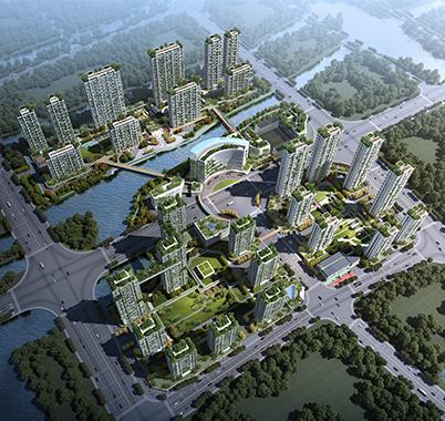 南白象街道霞坊村城中村改造安置房(南湖未来社区一期)工程