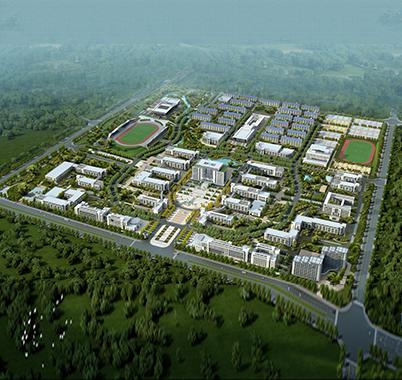 <b>青海师范大学新校区建设工程</b>
