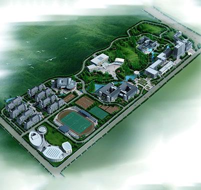 杭州市科技职业技术学院新校区工程