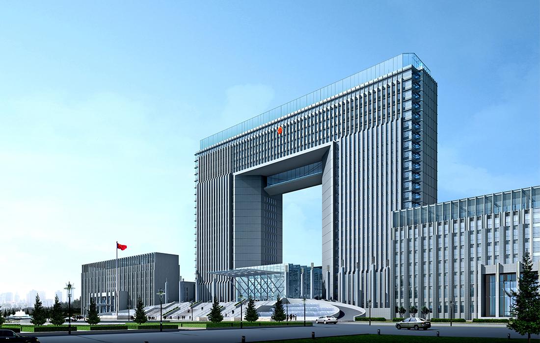 太仓行政中心、文化中心工程