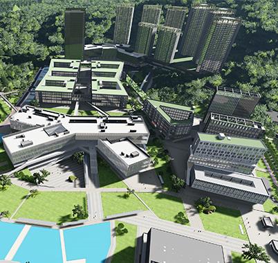 深圳大学西丽校区建设工程