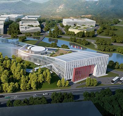 南方科技大学会堂顶工程