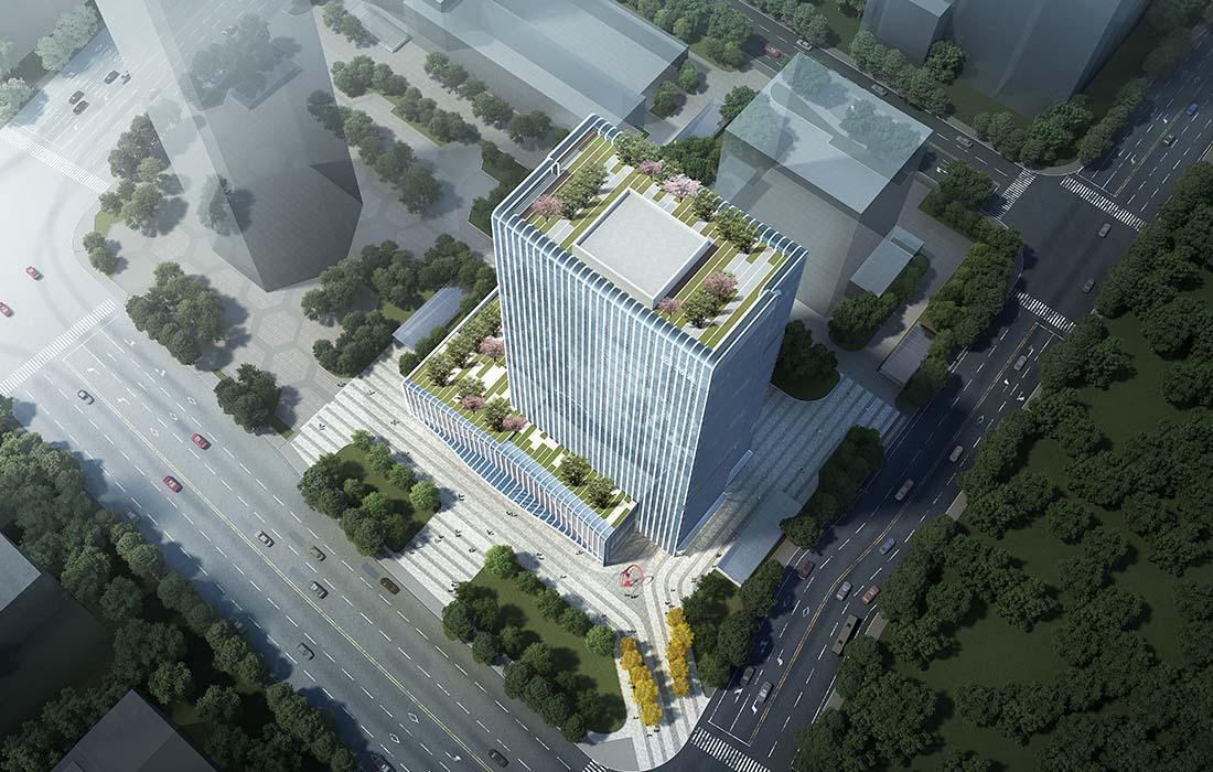 杭州光云软件生产基地项目