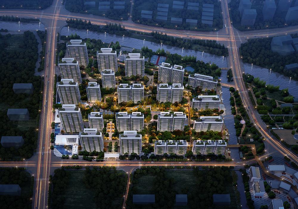 嘉兴南湖甪里未来社区